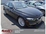 2012 Jet Black BMW 3 Series 328i Sedan #67901025