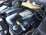 2001 Mercedes-Benz ML Engines