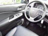 2012 Honda CR-V EX-L 4WD Steering Wheel