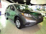 2012 Polished Metal Metallic Honda CR-V LX #67900745