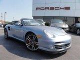 2011 Porsche 911 Ice Blue Metallic