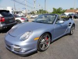 2011 Porsche 911 Turbo Cabriolet Data, Info and Specs