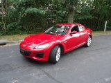 Mazda RX-8 Data, Info and Specs