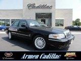 2009 Black Mercury Grand Marquis LS #67900719