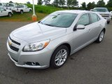 2013 Silver Ice Metallic Chevrolet Malibu ECO #67901311