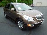 2009 Cocoa Metallic Buick Enclave CXL AWD #67901308