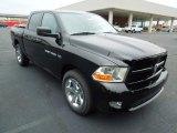 2012 Black Dodge Ram 1500 Express Crew Cab #67901302