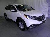2012 White Diamond Pearl Honda CR-V EX-L 4WD #67961908