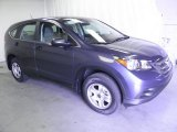 2012 Twilight Blue Metallic Honda CR-V LX 4WD #67961900