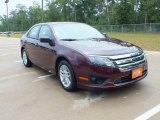 2012 Bordeaux Reserve Metallic Ford Fusion S #67962169