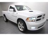 2011 Bright White Dodge Ram 1500 Sport R/T Regular Cab #67961863
