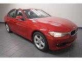 2012 Melbourne Red Metallic BMW 3 Series 328i Sedan #67961861