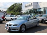 2009 Blue Water Metallic BMW 3 Series 328i Coupe #67961528