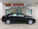 2012 Attitude Black Metallic Toyota Camry Hybrid XLE #67961517