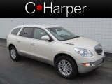 2009 White Diamond Tricoat Buick Enclave CX #67962085