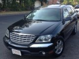 2004 Brilliant Black Crystal Pearl Chrysler Pacifica  #67961818