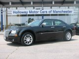 2008 Brilliant Black Crystal Pearl Chrysler 300 C HEMI AWD #67961812