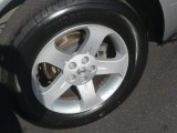 Nissan Murano 2003 Wheels and Tires