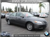 2008 Magnetic Gray Metallic Toyota Camry LE V6 #67961783