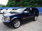 2009 Dark Blue Metallic Chevrolet Tahoe LTZ 4x4 #67962050