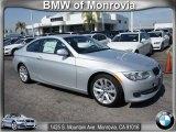 2012 Titanium Silver Metallic BMW 3 Series 328i Coupe #67961773
