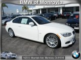 2012 Alpine White BMW 3 Series 328i Coupe #67961770