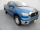 2008 Blue Streak Metallic Toyota Tundra SR5 TRD Double Cab 4x4 #67961758