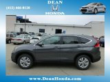 2012 Polished Metal Metallic Honda CR-V EX 4WD #67962031