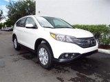 2012 White Diamond Pearl Honda CR-V EX #67961446