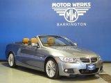 2011 Space Gray Metallic BMW 3 Series 335i Convertible #67961436