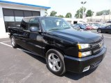 2005 Chevrolet Silverado 1500 SS Extended Cab 4x4 Data, Info and Specs
