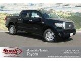 2012 Black Toyota Tundra Limited CrewMax 4x4 #67961394
