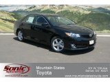 2012 Attitude Black Metallic Toyota Camry SE #67961382
