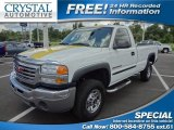 2007 Summit White GMC Sierra 2500HD Classic Regular Cab #67961990