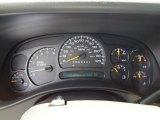 2007 GMC Sierra 2500HD Classic Regular Cab Gauges
