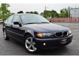 2004 Orient Blue Metallic BMW 3 Series 330xi Sedan #67961681