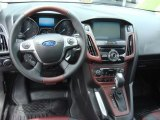 2012 Ford Focus Titanium Sedan Dashboard