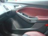 2012 Ford Focus Titanium Sedan Door Panel