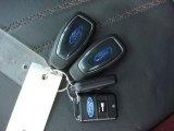 2012 Ford Focus Titanium Sedan Keys