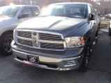 2012 Mineral Gray Metallic Dodge Ram 1500 SLT Quad Cab 4x4 #68018849