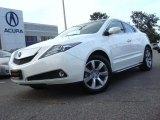 2011 Aspen White Pearl Acura ZDX Technology SH-AWD #68018704