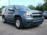2010 Blue Granite Metallic Chevrolet Tahoe LS #68018697