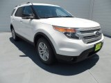 2013 Oxford White Ford Explorer XLT #68018786