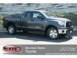 2012 Magnetic Gray Metallic Toyota Tundra TRD Double Cab 4x4 #68018653