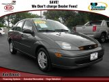 2003 Liquid Grey Metallic Ford Focus SE Sedan #68018886