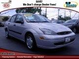 2003 CD Silver Metallic Ford Focus LX Sedan #68018884