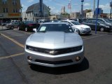 2010 Silver Ice Metallic Chevrolet Camaro LT/RS Coupe #68018870