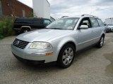 2003 Reflex Silver Metallic Volkswagen Passat GLX 4Motion Wagon #68042621