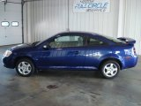 2007 Laser Blue Metallic Chevrolet Cobalt LS Coupe #68051823