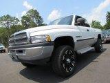 2000 Bright White Dodge Ram 1500 SLT Extended Cab 4x4 #68051818